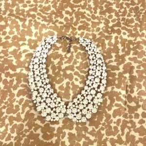 💎 Beautiful Rhinestone collard necklace NWOT💎